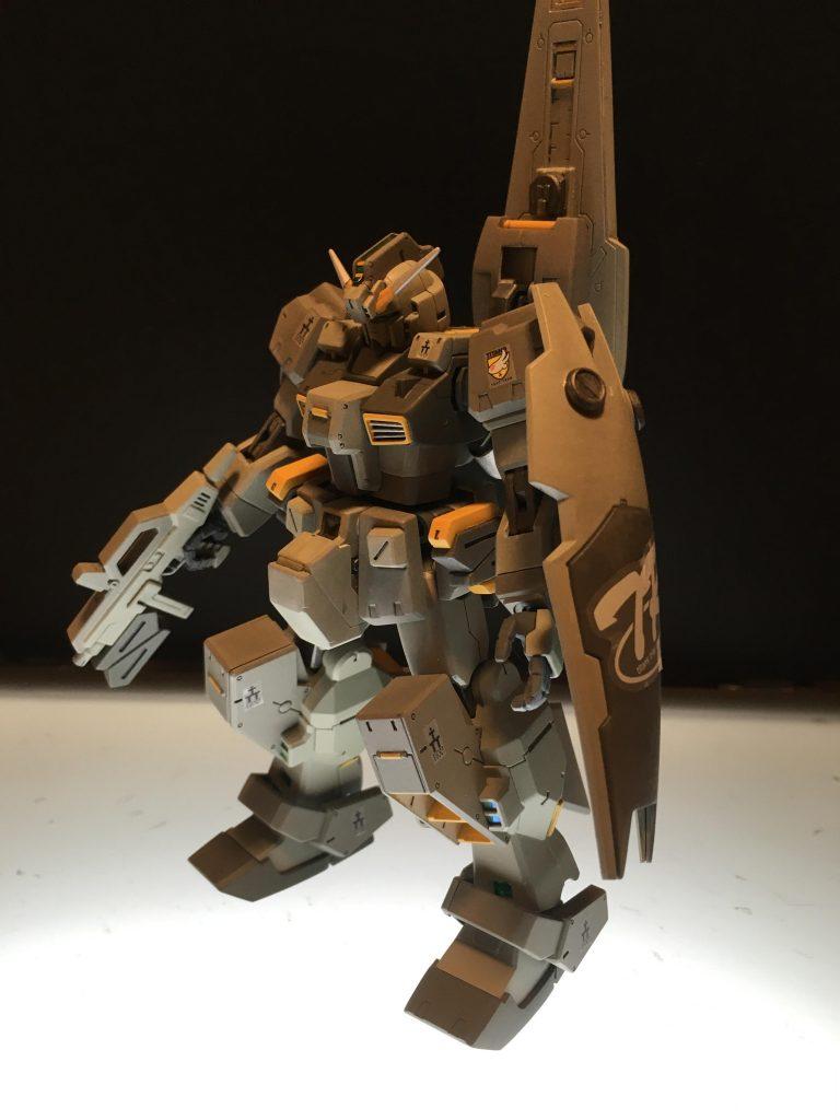 ガンダムTR-1ヘイズル改 アピールショット1