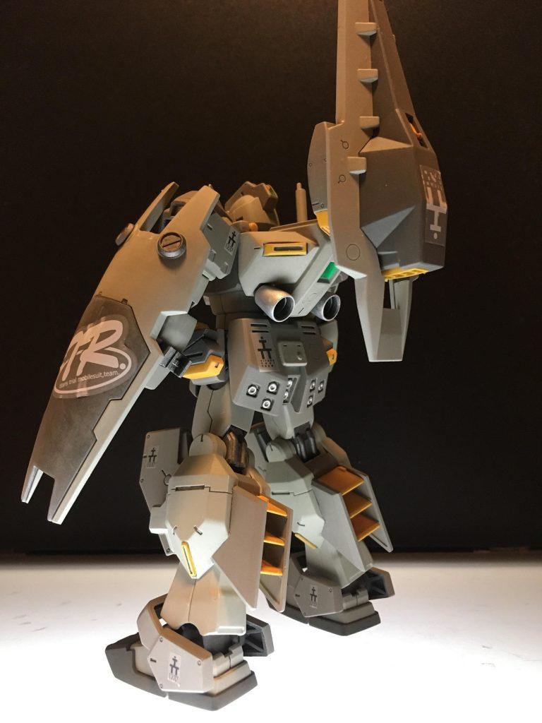 ガンダムTR-1ヘイズル改 アピールショット2