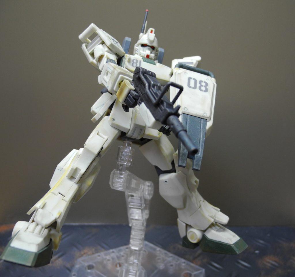 RX-79[G]Ez-8  GUNDAM Ez8 アピールショット4