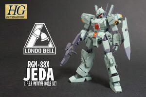 HGUC RGM-88X ジェダ