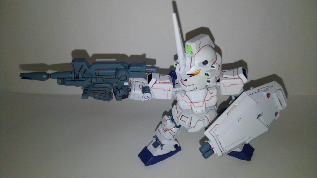 G-3ガンダムユニコーンアーマー アピールショット3
