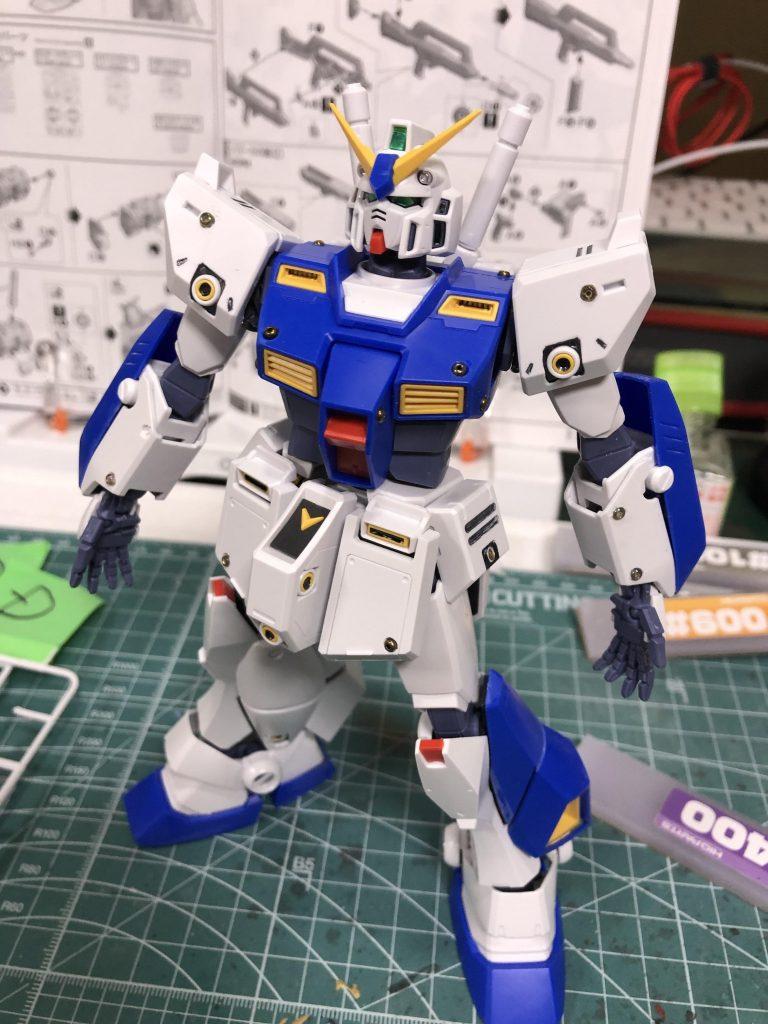 MG ガンダムNT-1 Ver.2.0