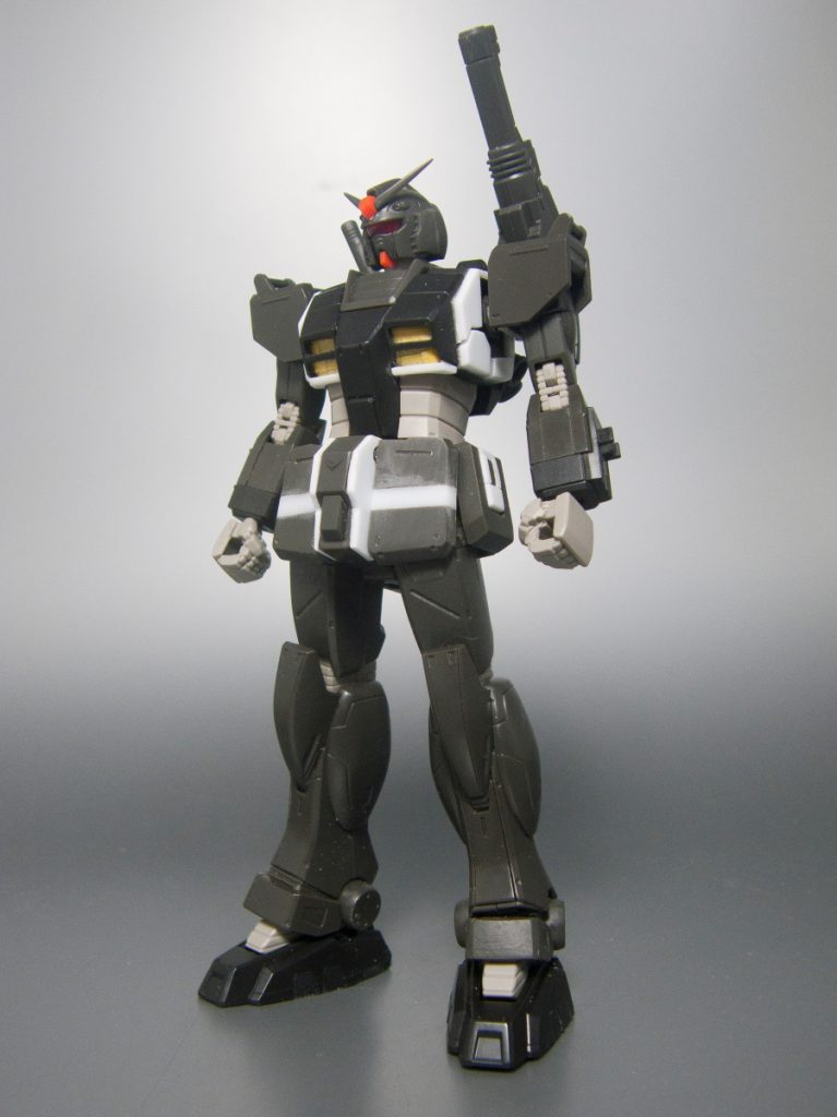 RX-78-01[N] 局地型ガンダム 北米戦仕(改) 制作工程4