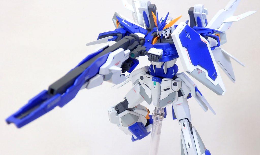 YNG-01 REGALIA-〔M〕 GUNDAM ‐レガリアムガンダム‐ アピールショット8