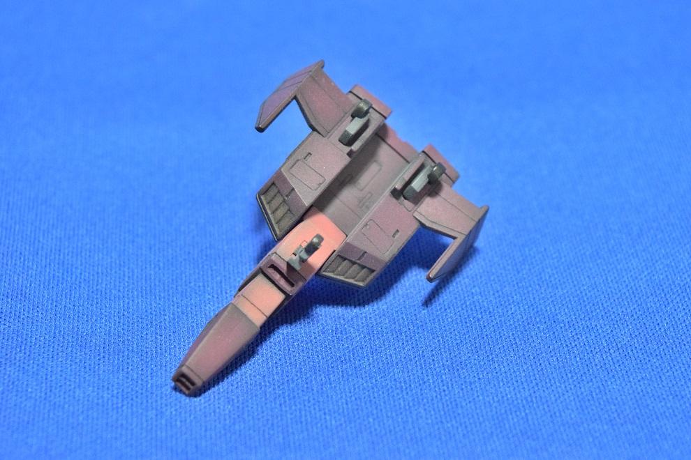 HGUC RX78/C.A キャスバル専用ガンダム 制作工程5