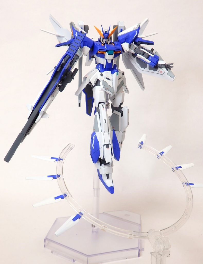 YNG-01 REGALIA-〔M〕 GUNDAM ‐レガリアムガンダム‐ 制作工程2