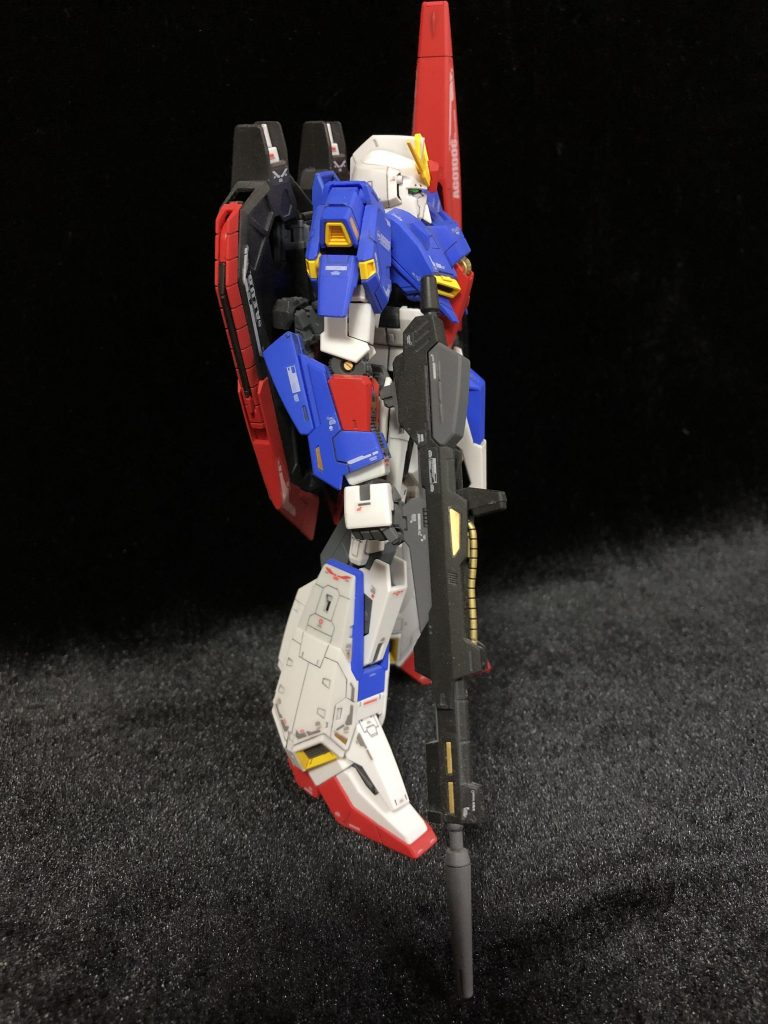RG MSZ-006 Zガンダム アピールショット4