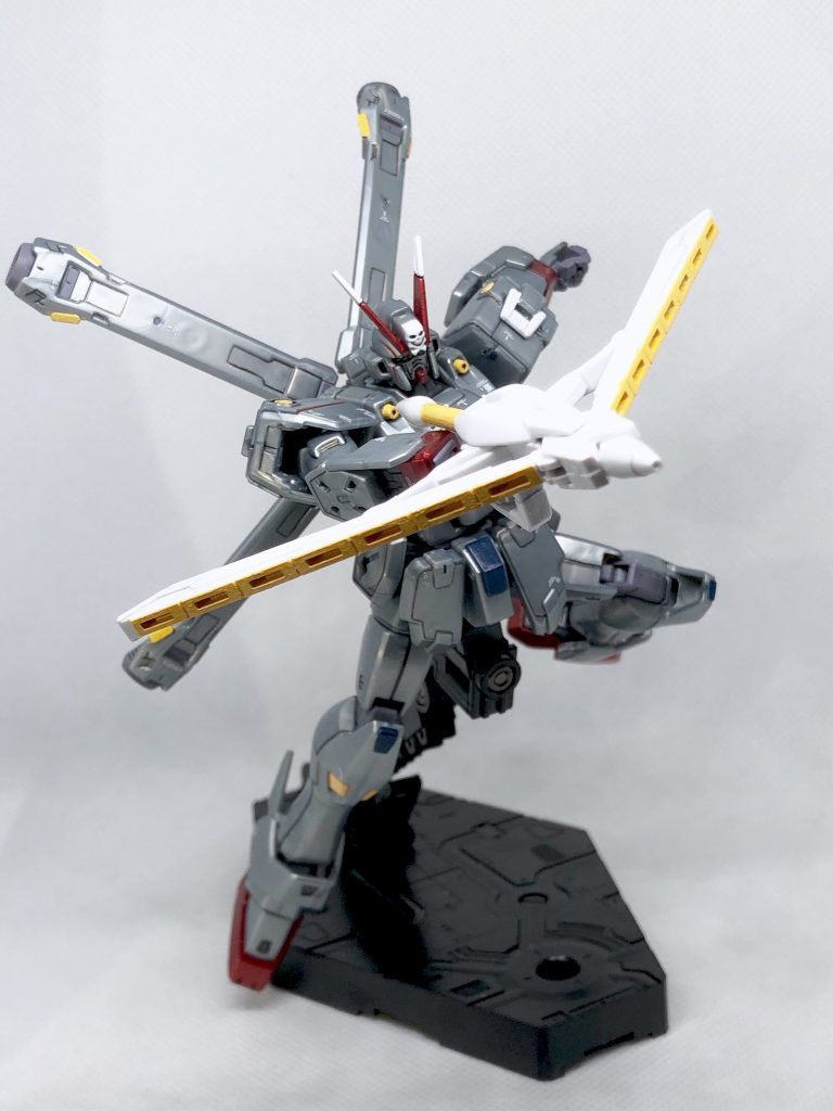HGUC クロスボーン・ガンダムX-0 制作工程1