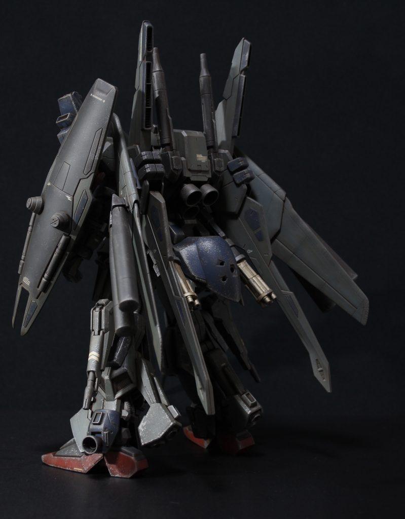 RE/100 強化型ガンダムMk-III アピールショット6
