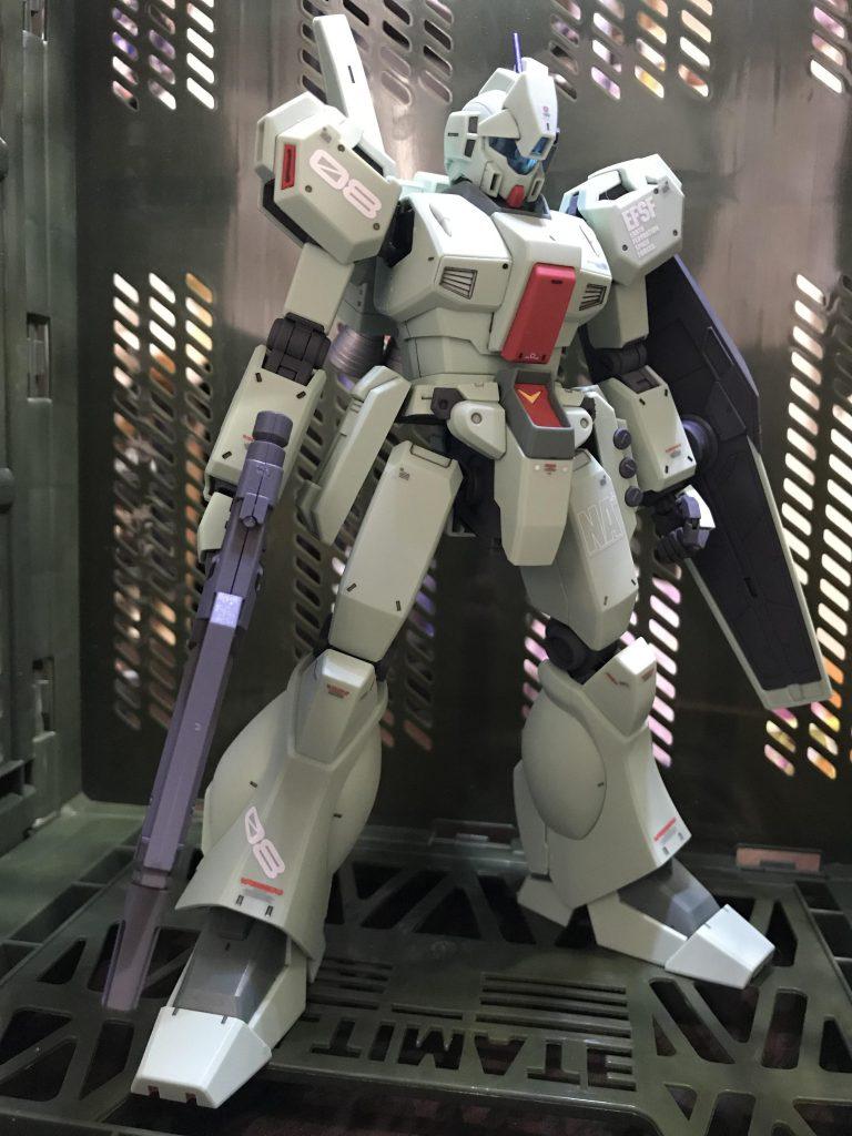 MGジェガン D型 アピールショット1