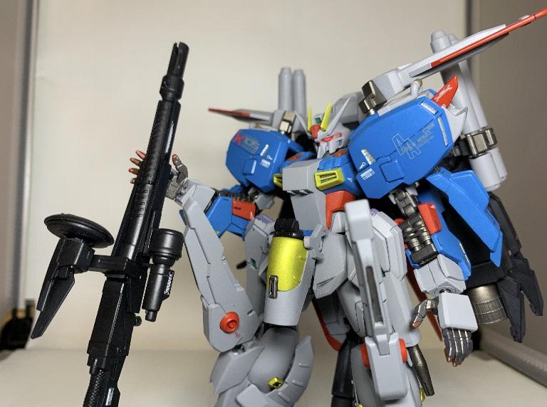 EX-ストライクガンダム アピールショット8