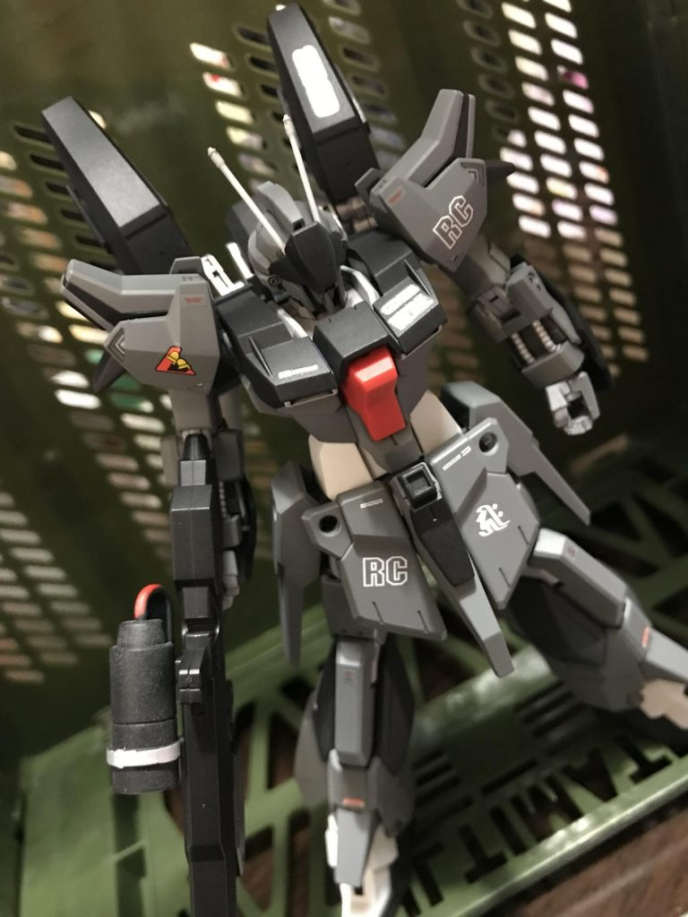 ライトニングリガズィ3号機 リ.デルタS型 アピールショット4
