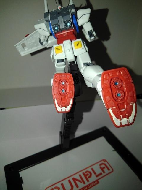 RX78-2ガンダム を自分好みに改造してみた アピールショット3