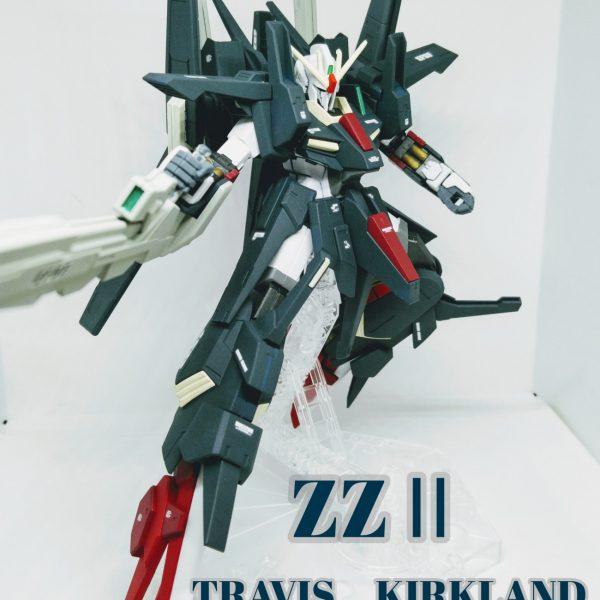 ZZⅡ TRAVIS・KIRKLAND