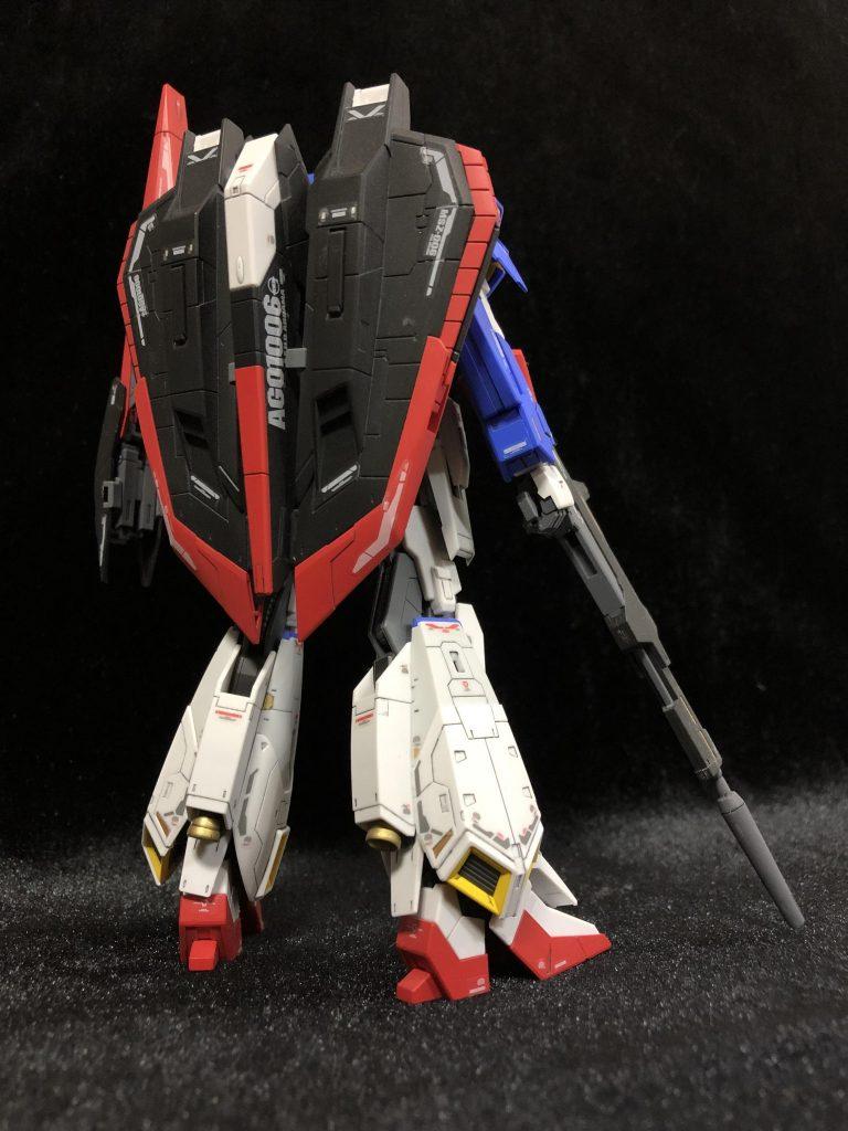 RG MSZ-006 Zガンダム アピールショット3