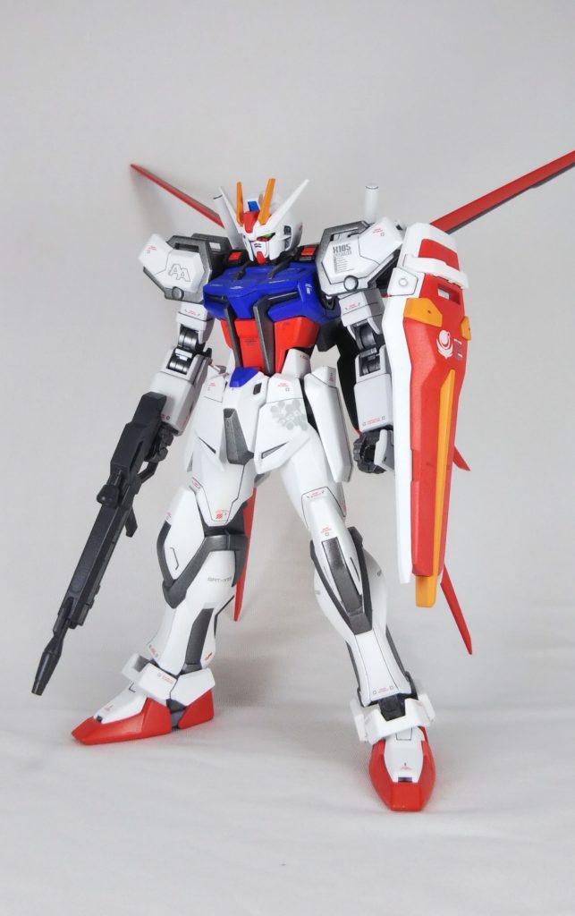 GAT-X105 アピールショット1