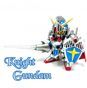 BB戦士 LEGENDBB 騎士ガンダム