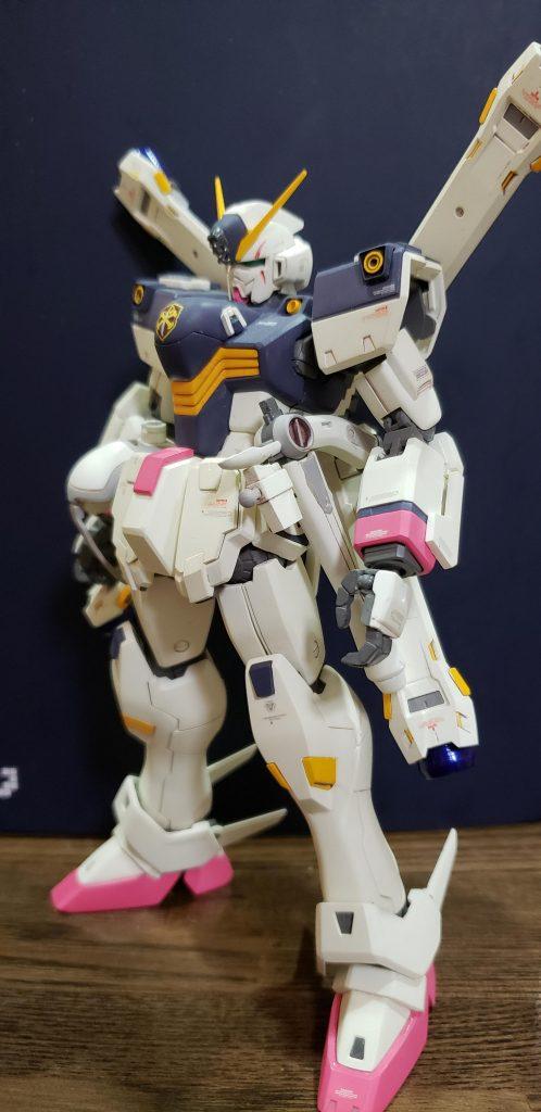 クロスボーンガンダムX1(サクッと)