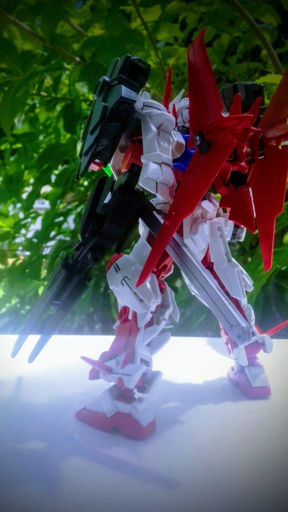 Astrike Gundam アピールショット2