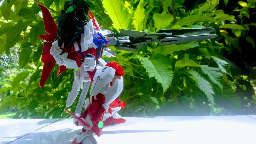 Astrike Gundam アピールショット4
