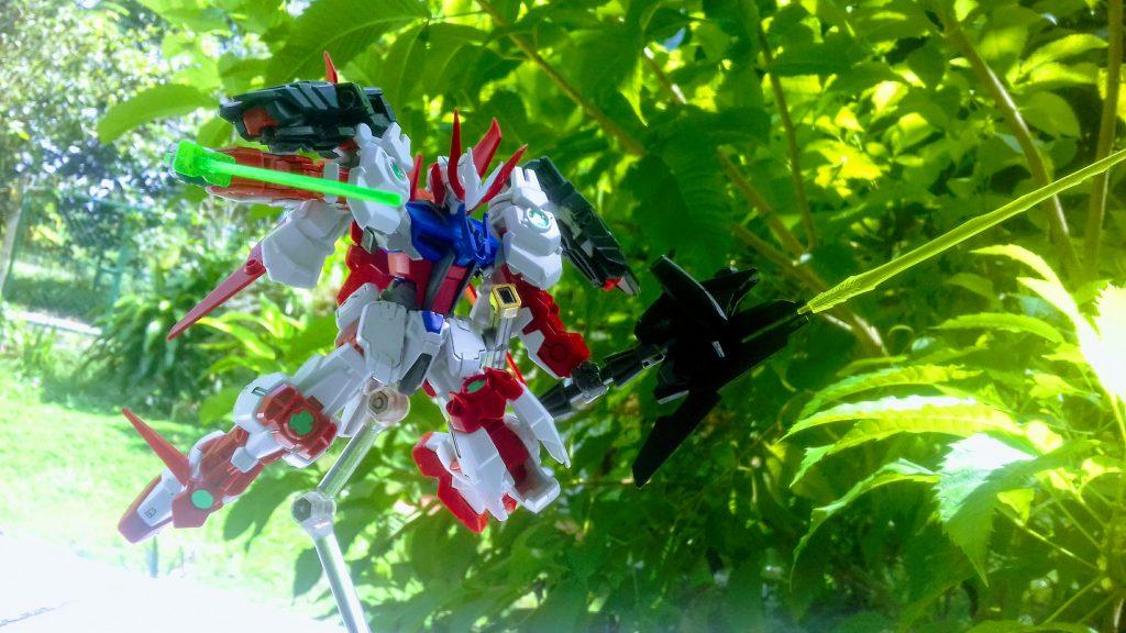 Astrike Gundam 制作工程1