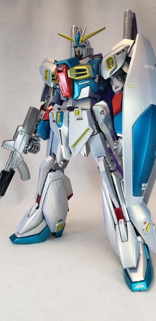 MG リ・ガズィ カスタム(Re-Gz custom)