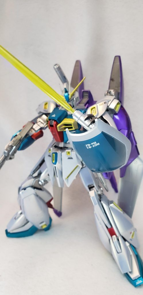MG リ・ガズィ カスタム(Re-Gz custom) アピールショット4