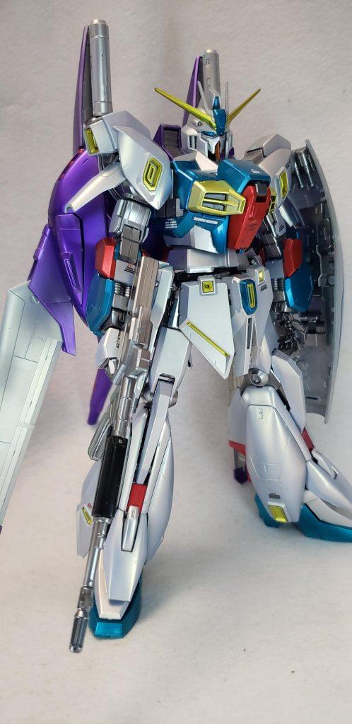 MG リ・ガズィ カスタム(Re-Gz custom) アピールショット1