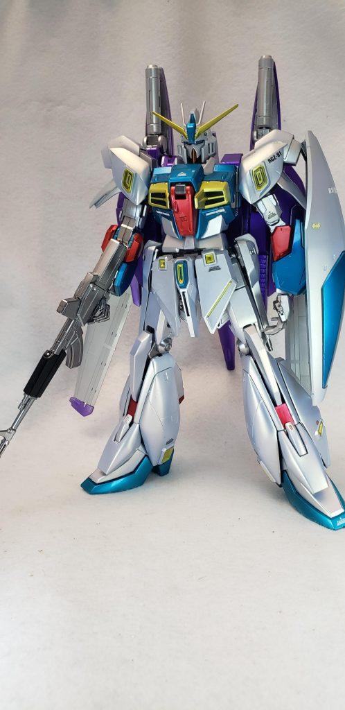 MG リ・ガズィ カスタム(Re-Gz custom) アピールショット2