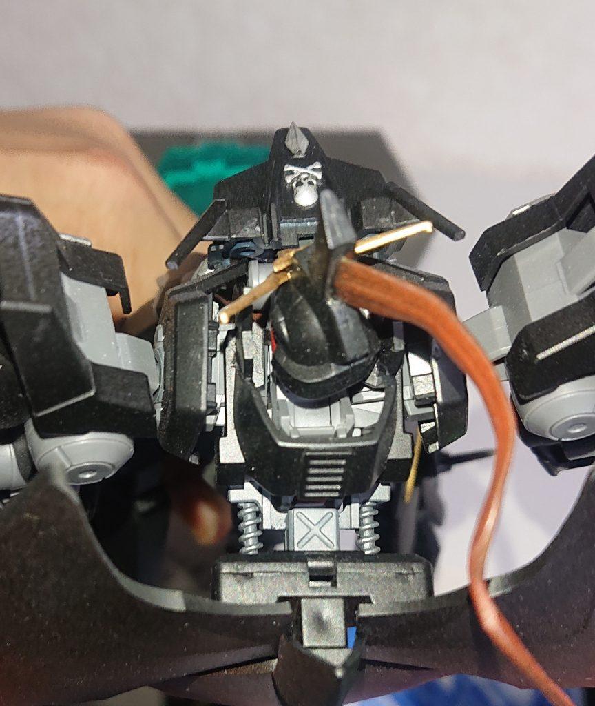 アヴァロン type D 「ヘレズィヘル」 制作工程3