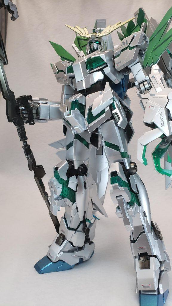 MG ユニコーン3号機フェネクス Type R.C ペルフェクテイビティー(覚醒色)