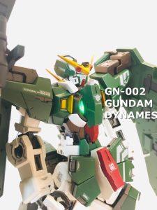 MG GN-002ガンダムデュナメス