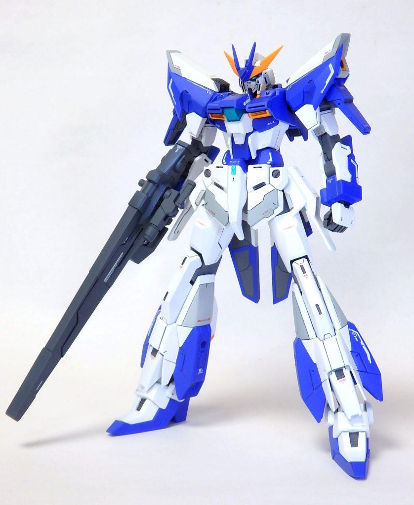 YNG-01 REGALIA-〔M〕 GUNDAM ‐レガリアムガンダム‐ アピールショット1