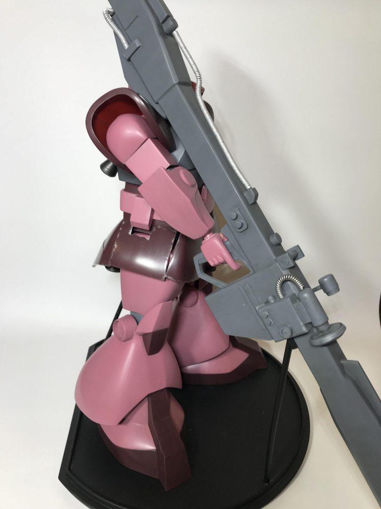 旧キット 1/60 シァア専用リックドム 制作工程1
