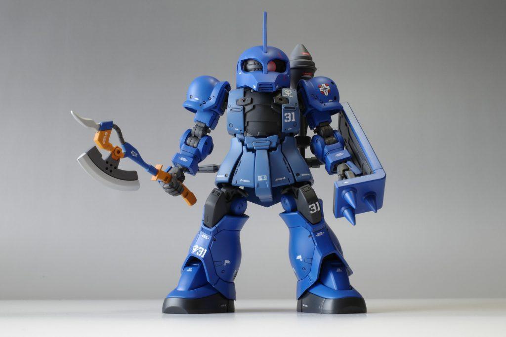 SD ランバ・ラル専用ザクⅠ