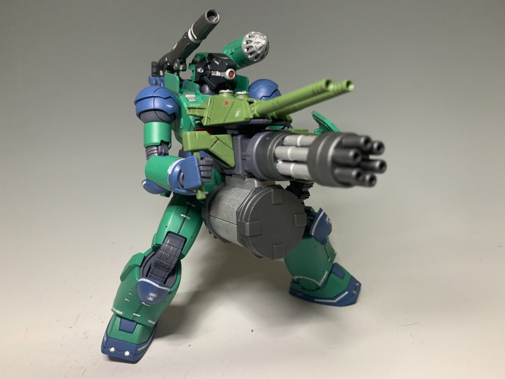 ガンキャノン 拠点防衛型 アピールショット3