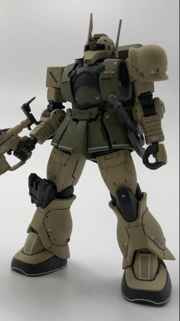 MS-05L ザクI・スナイパータイプ