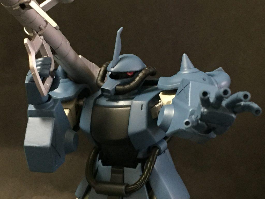 グフ飛行試験型(ジャブロー防衛隊ver) アピールショット4