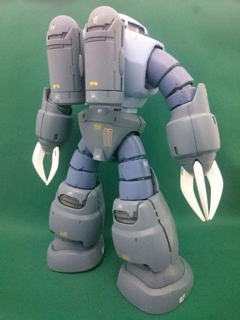 MG量産型ズゴック アピールショット2