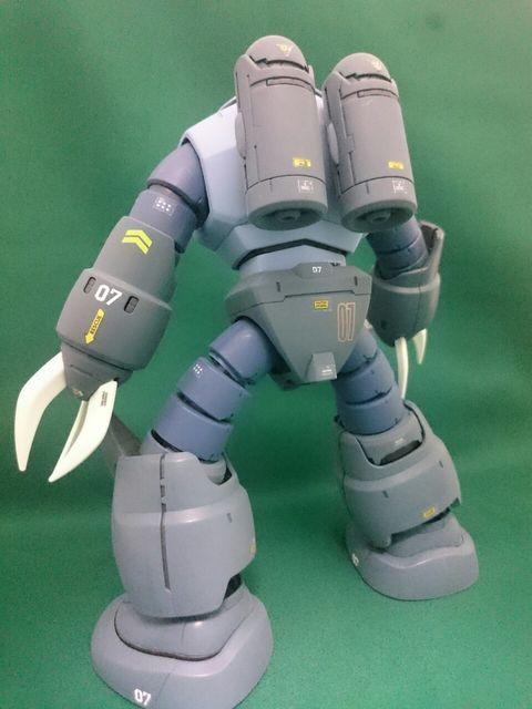 MG量産型ズゴック アピールショット7