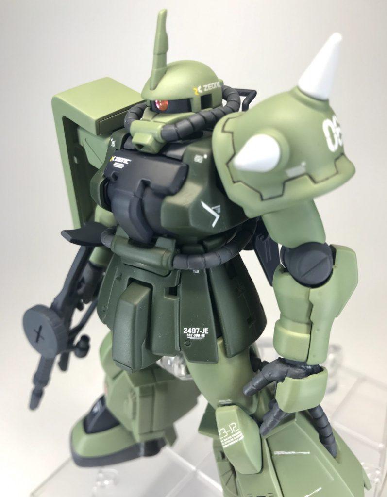 HG F2-06R-2 ザク 【Original Mixing】 アピールショット3