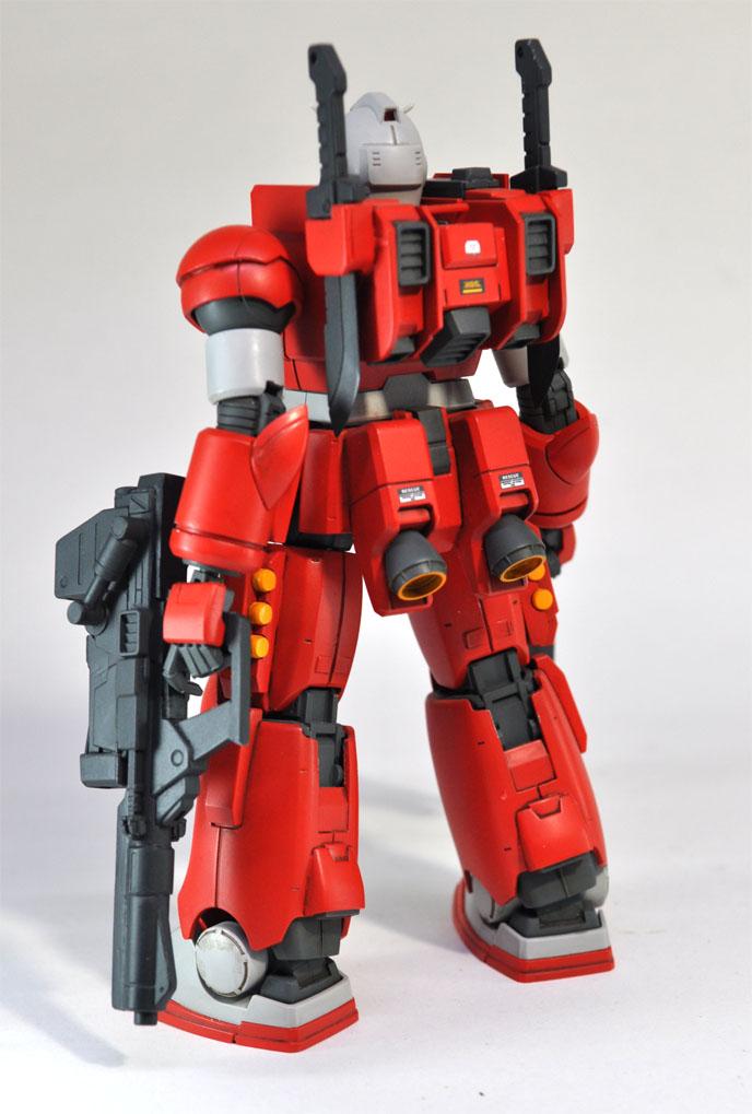ガンキャノン 機動特化型/火器特化型 アピールショット3