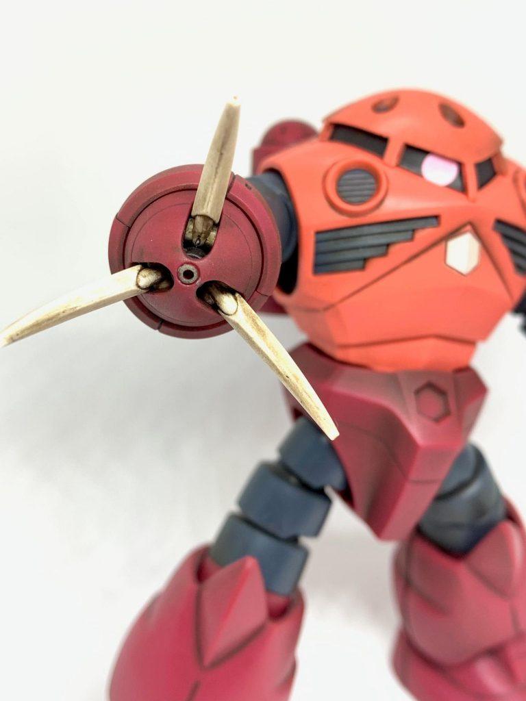 シャア専用ズゴック アピールショット3