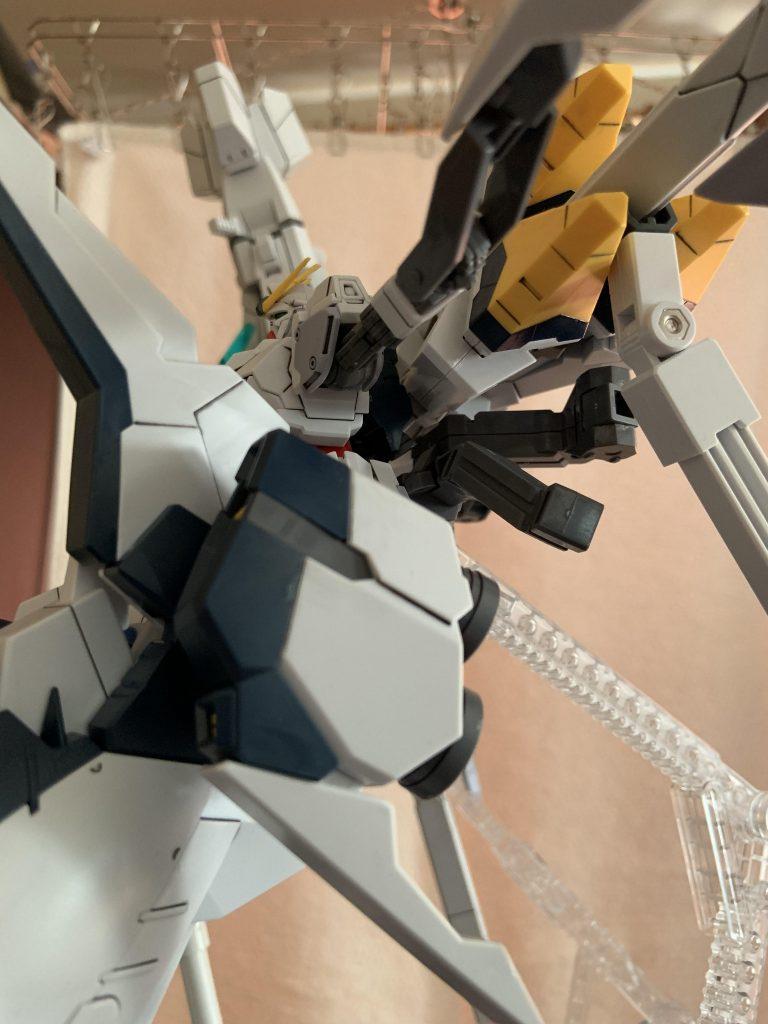 HG ナラティブガンダム A装備 アピールショット8