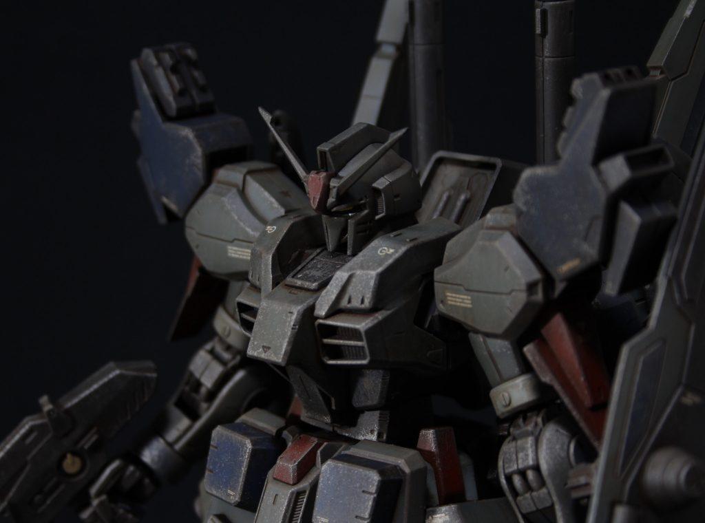 RE/100 強化型ガンダムMk-III アピールショット8