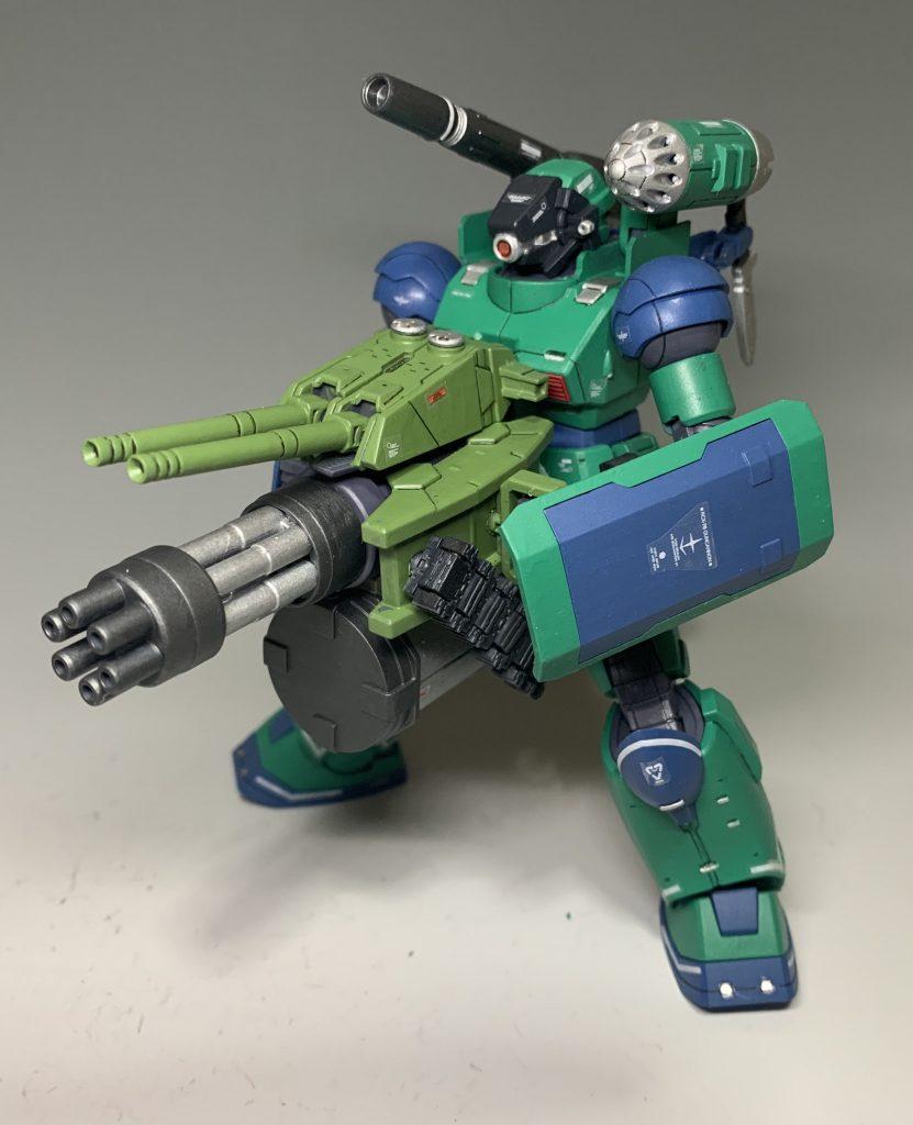 ガンキャノン 拠点防衛型 アピールショット2