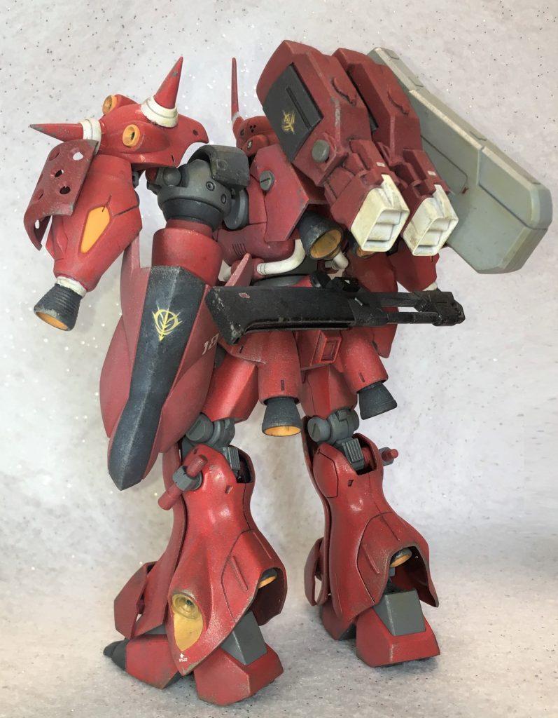 シュツルム・ケンプファー アピールショット2