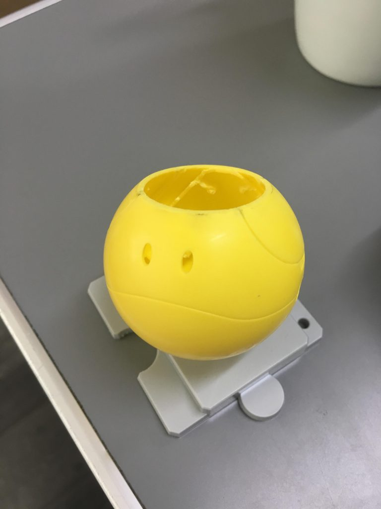 ハロカップ 制作工程1