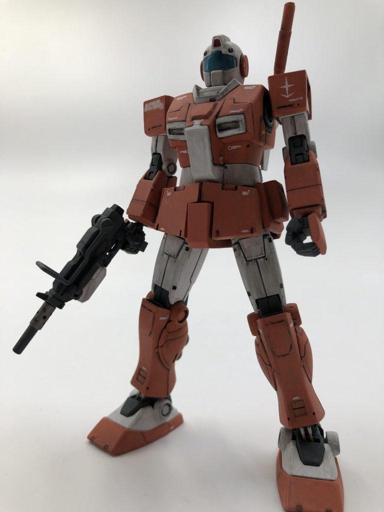 RGM-79L ジム・ライトアーマー