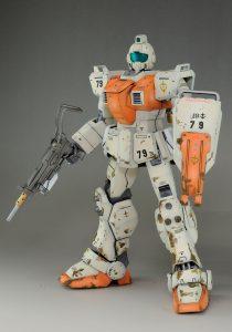 [MG]陸戦型ジム
